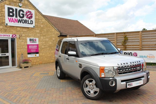 Used LAND ROVER DISCOVERY in Used Cars Swindon for sale