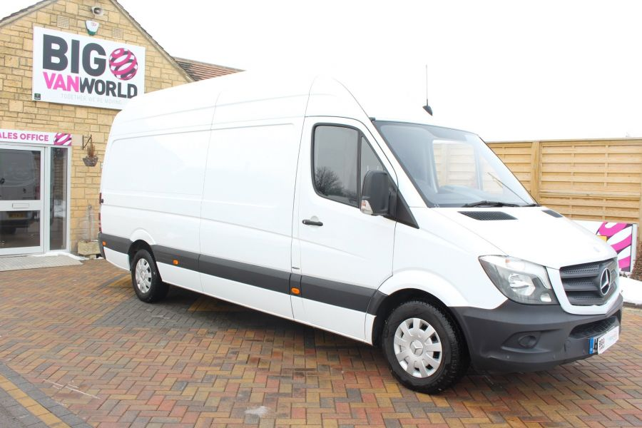 MERCEDES SPRINTER 316 CDI 163 BHP LWB SUPER HIGH ROOF - 7351 - 2
