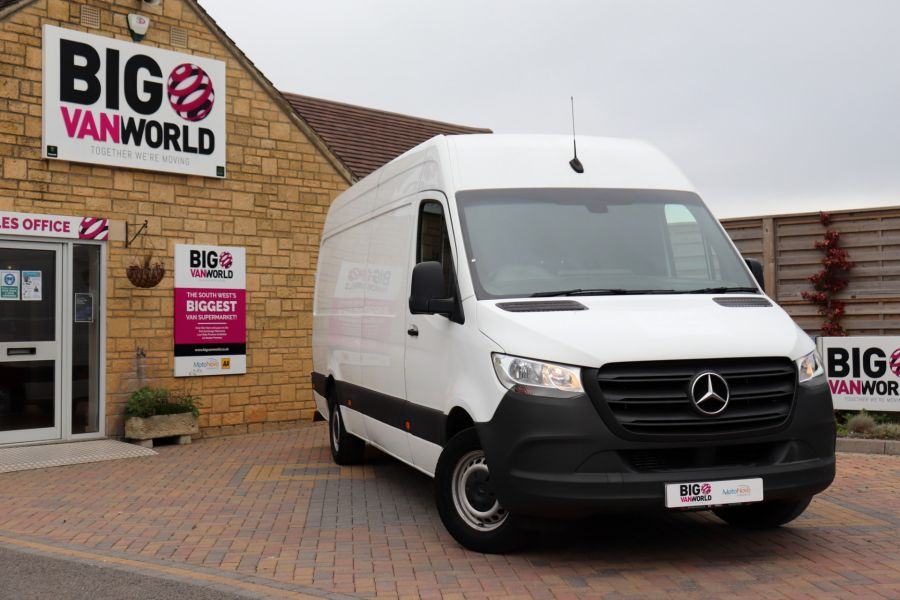 MERCEDES SPRINTER 314 CDI 143 L3H2 LWB HIGH ROOF RWD - 12126 - 5