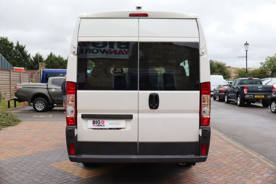 PEUGEOT BOXER 440 HDI 130 L4H2 17 SEAT BUS HIGH ROOF WITH WHEELCHAIR ACCESS - 9625 - 6