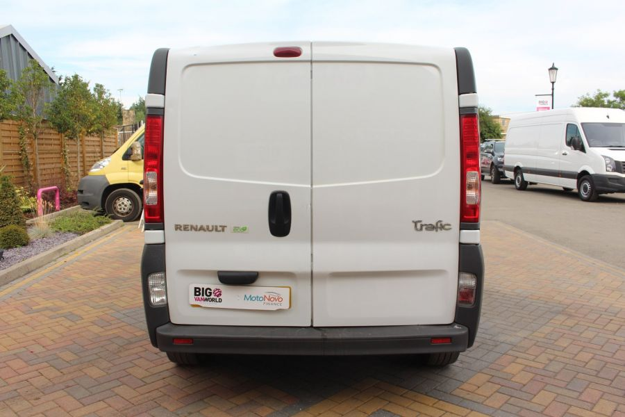 RENAULT TRAFIC LL29 DCI 115 L2 H1 LWB LOW ROOF - 6349 - 6
