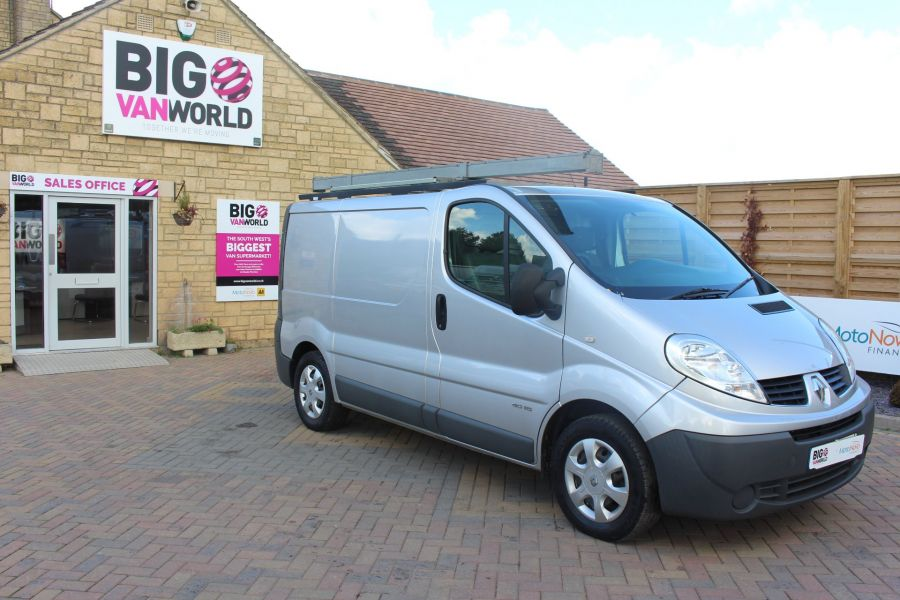 RENAULT TRAFIC SL29 DCI 115 L1 H1 SWB LOW ROOF - 6721 - 2