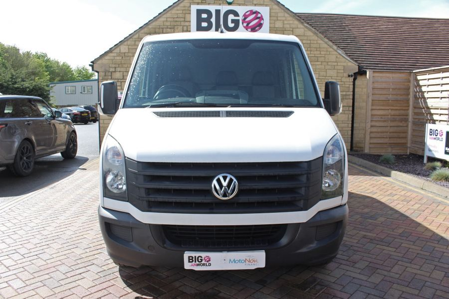 VOLKSWAGEN CRAFTER CR30 TDI 109 SWB LOW ROOF - 9154 - 10