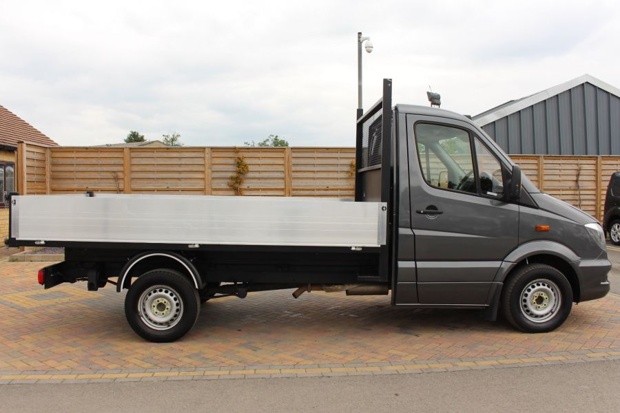 MERCEDES SPRINTER 313 CDI 129 MWB SINGLE CAB NEW BUILD ALLOY TIPPER - 9592 - 15