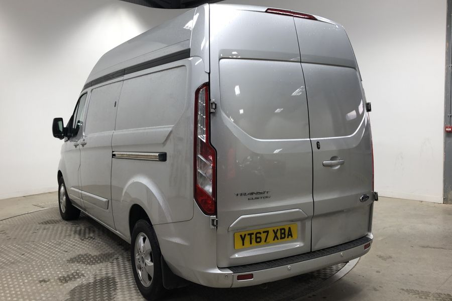 FORD TRANSIT CUSTOM 290 TDCI 170 L2H2 LIMITED LWB HIGH ROOF FWD - 12009 - 4