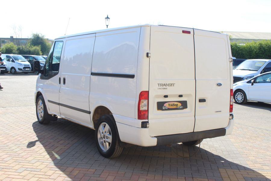 FORD TRANSIT 260 TDCI 140 LIMITED SWB LOW ROOF FWD - 5938 - 5
