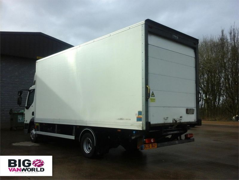DAF TRUCKS LF LF 150 FA 20 FOOT BOX WITH TAIL LIFT  (13927) - 12205 - 5
