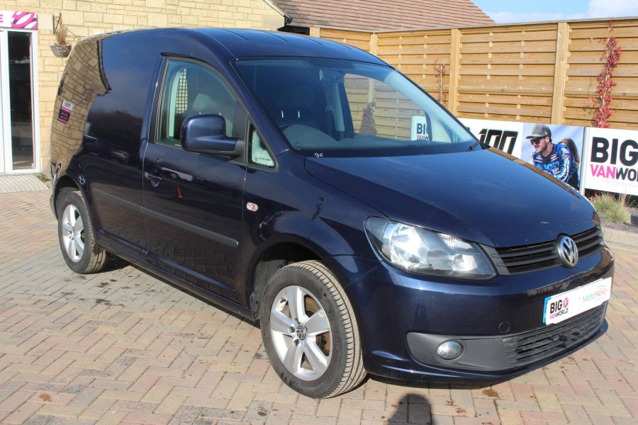 VOLKSWAGEN CADDY C20 TDI 140 HIGHLINE - 7370 - 1