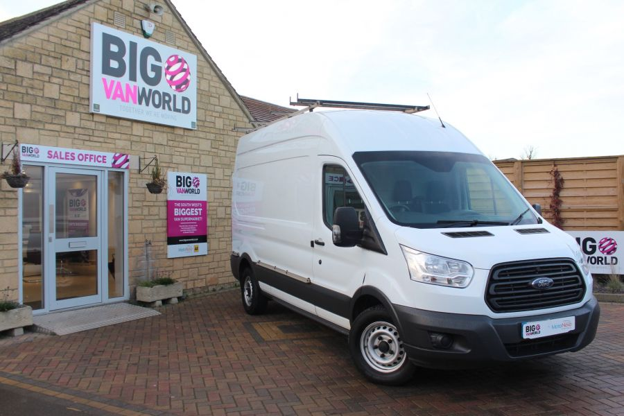 FORD TRANSIT 350 TDCI 125 L3 H3 LWB HIGH ROOF FWD - 6999 - 1