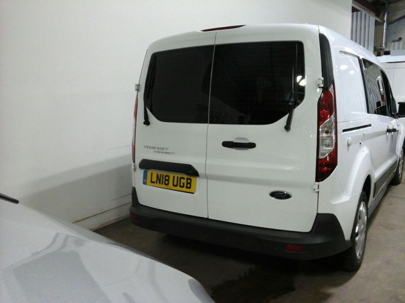 FORD TRANSIT CONNECT 240 TDCI 120 L2H1 TREND POWERSHIFT LWB LOW ROOF - 10154 - 3
