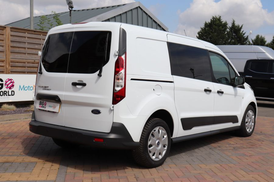 FORD TRANSIT CONNECT 240 TDCI 120 L2H1 TREND POWERSHIFT LWB LOW ROOF - 9769 - 5