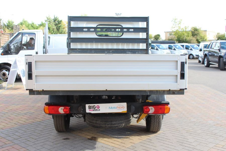 NISSAN CABSTAR 34.12 DCI 121 SWB ALLOY DROPSIDE - 6795 - 6