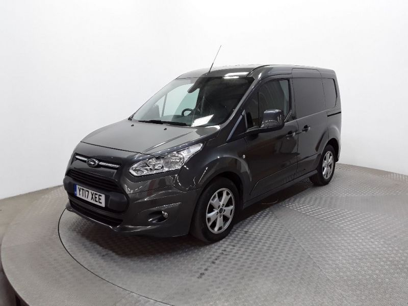 FORD TRANSIT CONNECT 200 TDCI 120 L1H1 LIMITED SWB LOW ROOF - 11054 - 1