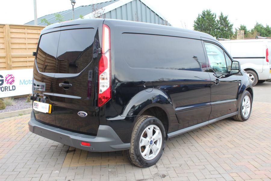 FORD TRANSIT CONNECT 240 TDCI 115 LIMITED L2 H1 LWB - 6024 - 5