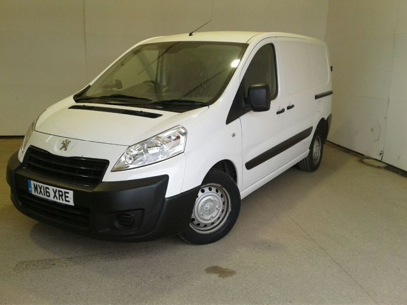 PEUGEOT EXPERT 1000 HDI 90 L1H1 PROFESSIONAL SWB LOW ROOF - 11421 - 1