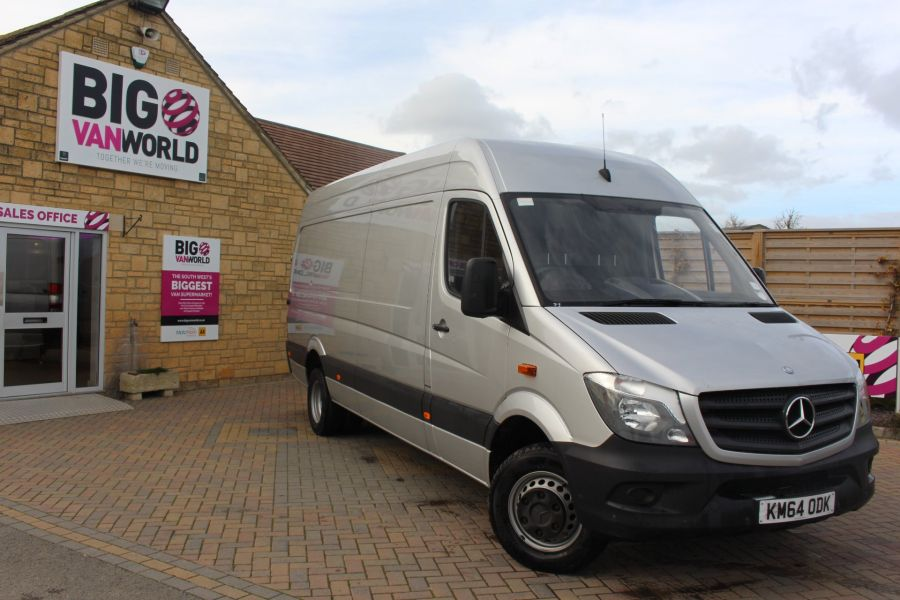 MERCEDES SPRINTER 513 CDI 129 LWB HIGH ROOF DRW - 8898 - 2