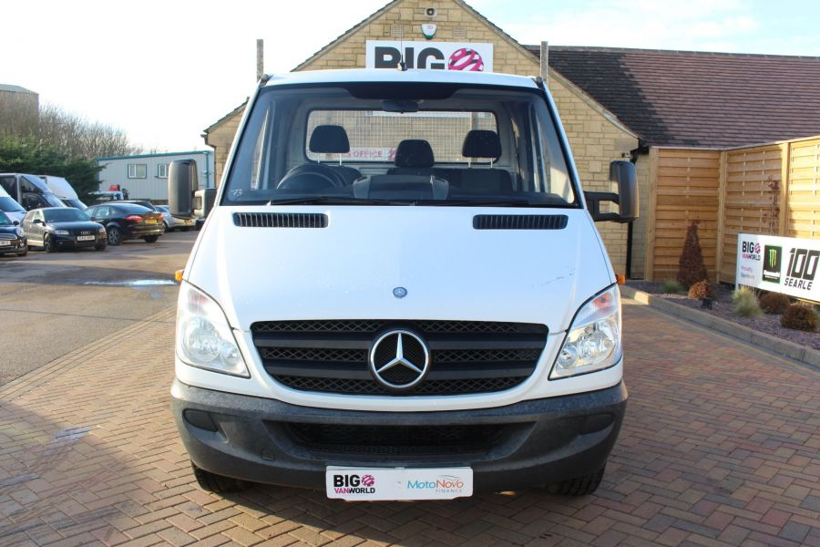MERCEDES SPRINTER 313 CDI EF XLWB 20FT ALLOY DROPSIDE - 7008 - 9
