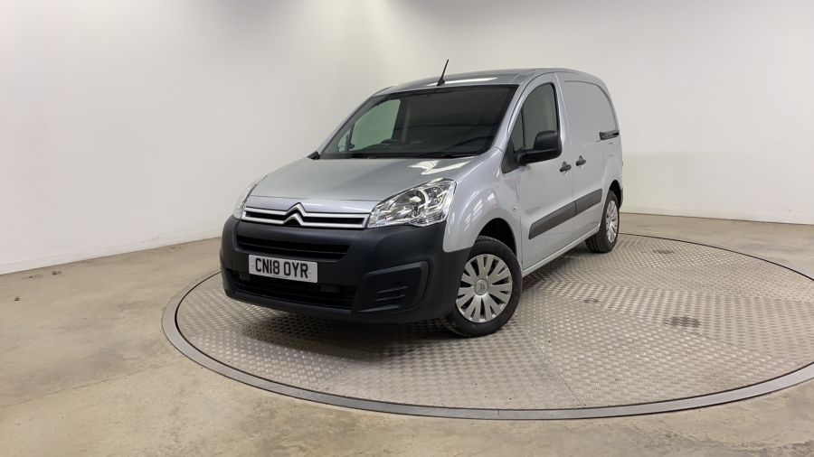 CITROEN BERLINGO 625 BLUEHDI 75 L1H1 ENTERPRISE SWB LOW ROOF - 11386 - 1