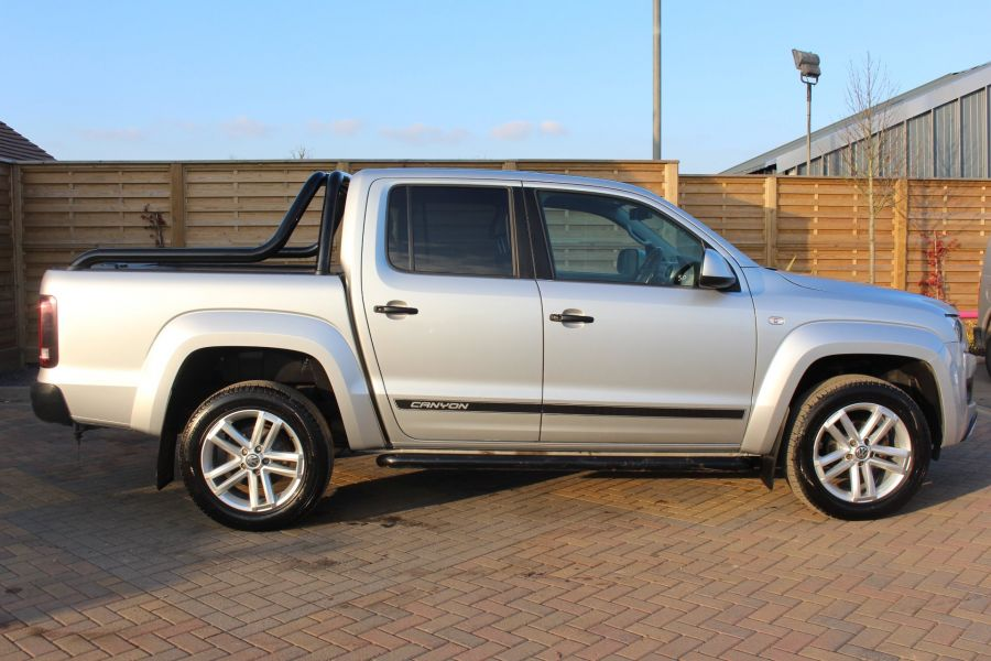VOLKSWAGEN AMAROK TDI 180 CANYON 4MOTION DOUBLE CAB AUTO WITH ROLL'N'LOCK TOP - 7311 - 4