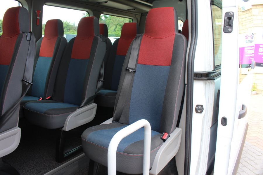 RENAULT MASTER LM39 DCI 125 COACH BUILT 17 SEAT BUS LWB MEDIUM ROOF - 6198 - 20
