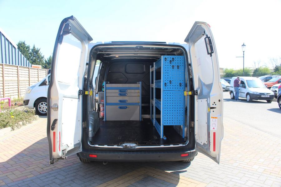 FORD TRANSIT CUSTOM 290 TDCI 100 L1 H1 TREND SWB LOW ROOF FWD - 9175 - 22