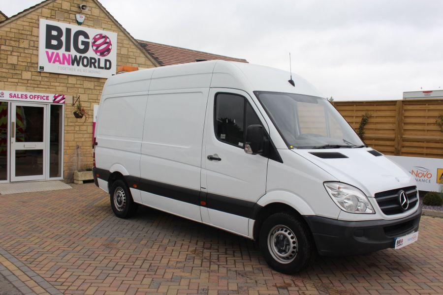 MERCEDES SPRINTER 316 CDI MWB HIGH ROOF - 6399 - 2