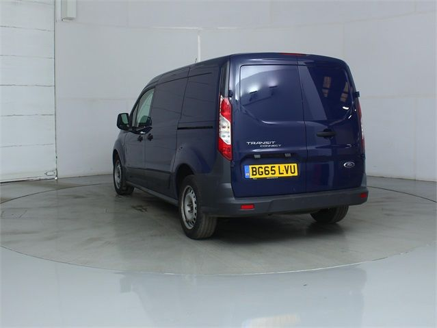 FORD TRANSIT CONNECT 240 TDCI 95 L2 H1 LWB LOW ROOF - 7474 - 4