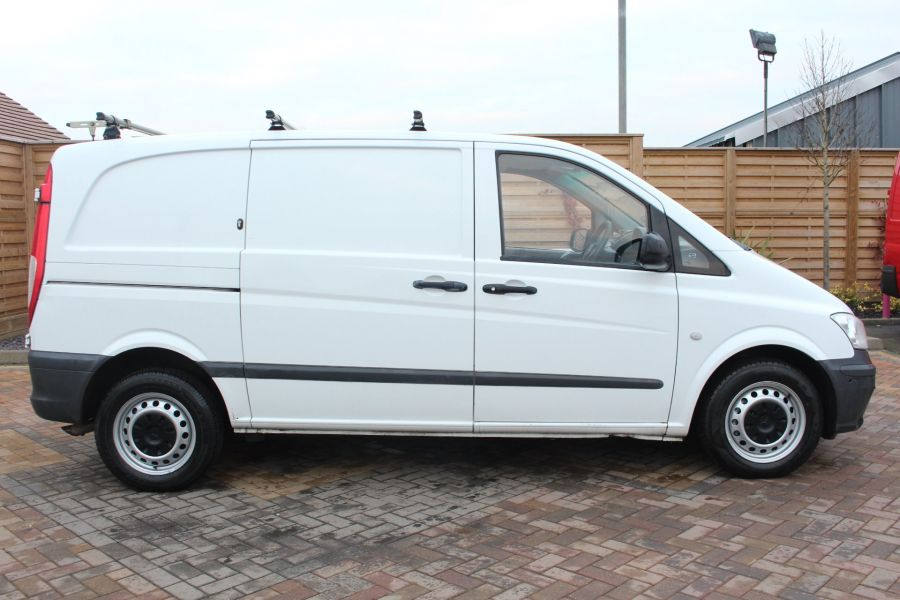 MERCEDES VITO 113 CDI 136 COMPACT SWB LOW ROOF - 7100 - 4