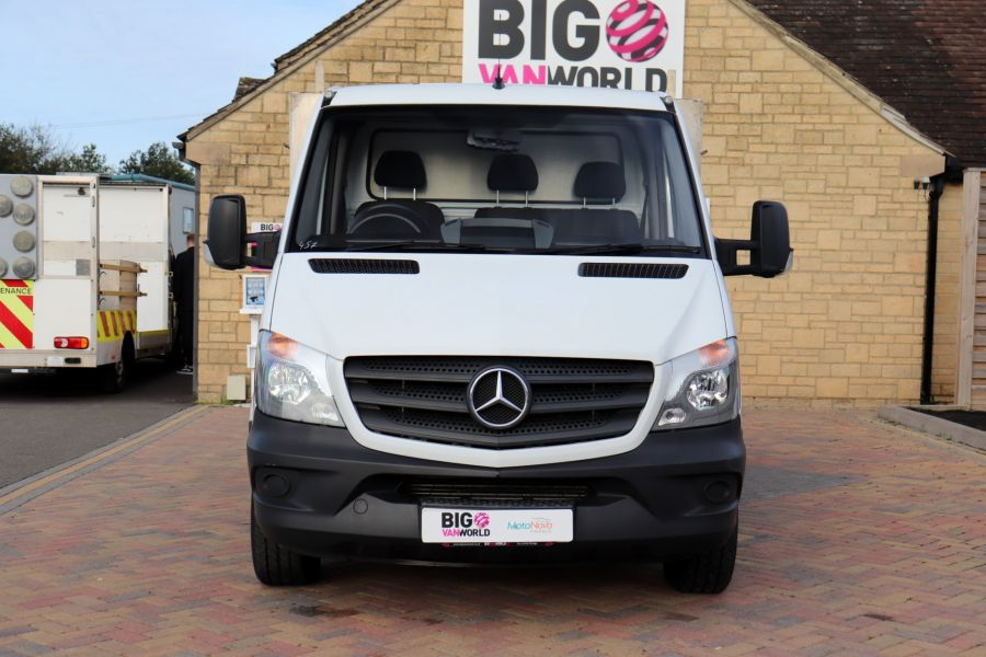 MERCEDES SPRINTER 314 CDI 140 LWB SINGLE CAB ALLOY DROPSIDE - 11135 - 9