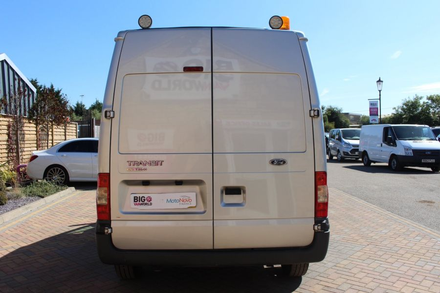 FORD TRANSIT 350 TDCI 100 MWB HIGH ROOF RWD - 6671 - 6