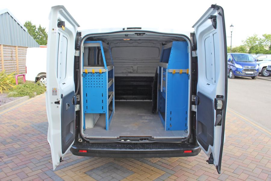 RENAULT TRAFIC SL27 DCI 120 BUSINESS ENERGY SWB LOW ROOF - 8861 - 23