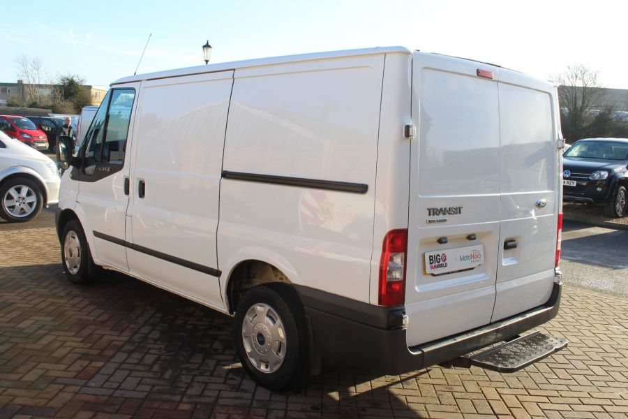 FORD TRANSIT 280 TDCI 125 TREND SWB LOW ROOF FWD - 7044 - 7