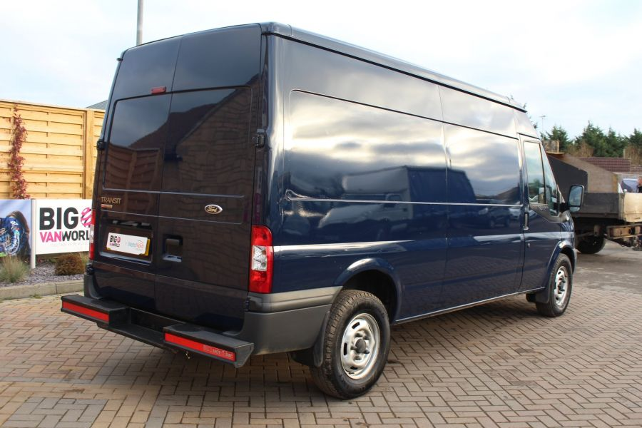 FORD TRANSIT 350 TDCI 140 LWB MEDIUM ROOF FWD - 7056 - 5