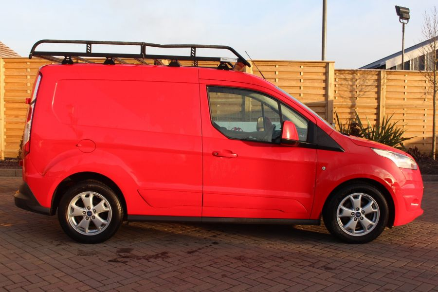 FORD TRANSIT CONNECT 200 TDCI 115 LIMITED L1 H1 SWB LOW ROOF - 7173 - 4