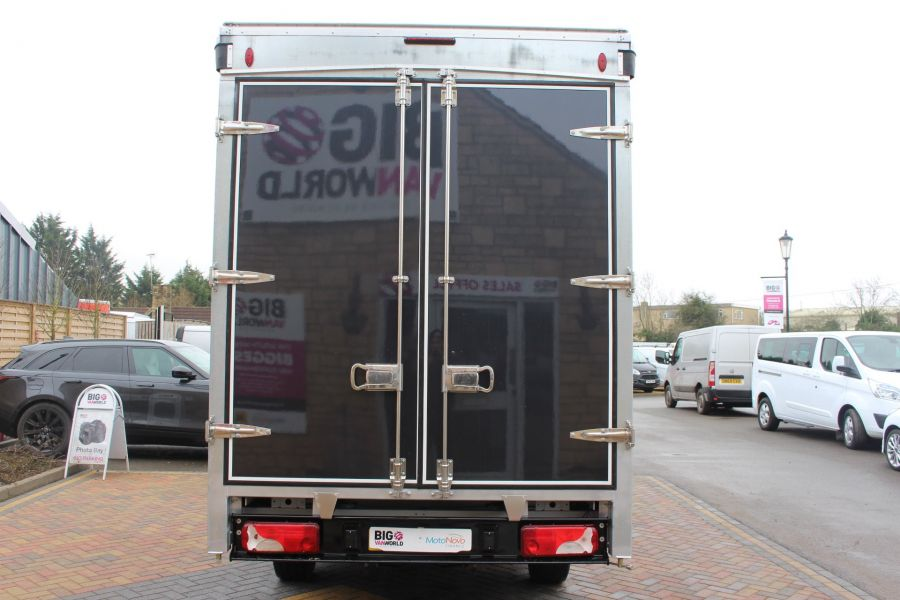 MERCEDES SPRINTER 313 CDI LWB 14FT CURTAIN SIDE BOX - 5627 - 5
