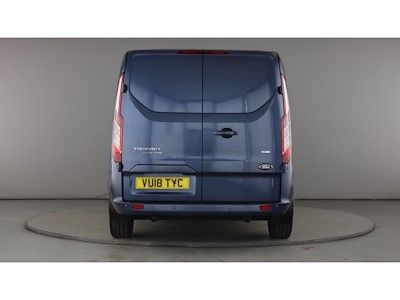 FORD TRANSIT CUSTOM 300 TDCI 170 L2H1 LIMITED LWB LOW ROOF - 11217 - 5