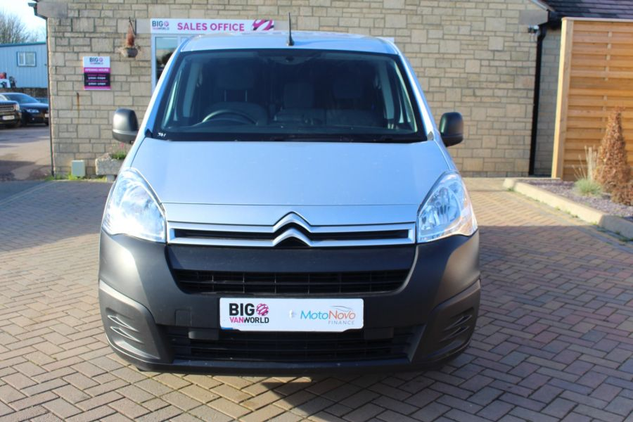 CITROEN BERLINGO 625 BLUE HDI 75 L1 H1 ENTERPRISE SWB LOW ROOF - 6994 - 9