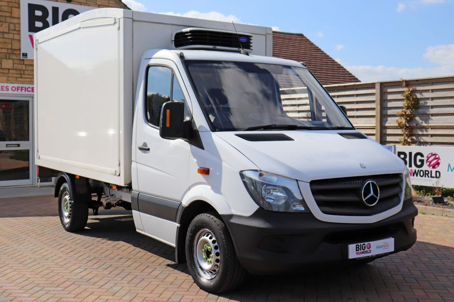 MERCEDES SPRINTER 313 CDI 129 MWB FRIDGE BOX - 9628 - 3