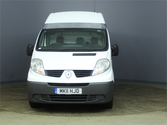 RENAULT TRAFIC LH29 DCI 115 LWB HIGH ROOF - 7202 - 6