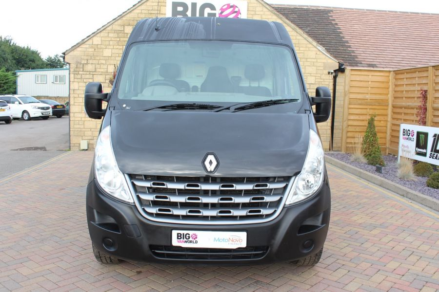 RENAULT MASTER LM35 DCI 125 LWB MEDIUM ROOF - 5779 - 9