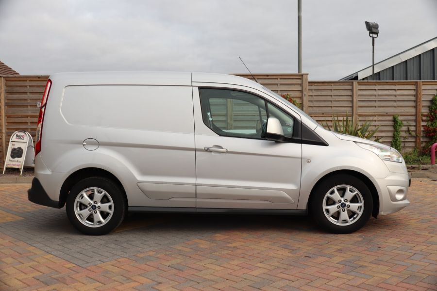 FORD TRANSIT CONNECT 200 TDCI 120 L1H1 LIMITED SWB LOW ROOF - 11222 - 5