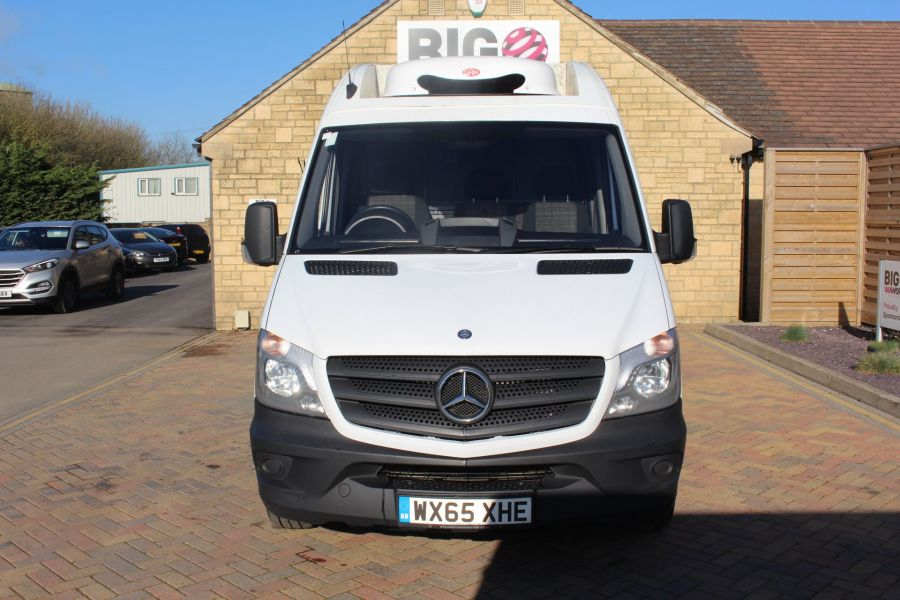 MERCEDES SPRINTER 313 CDI 129 LWB FRIDGE VAN HIGH ROOF - 9146 - 10