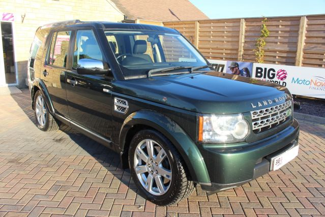 Used LAND ROVER DISCOVERY 4 in Used Cars Swindon for sale