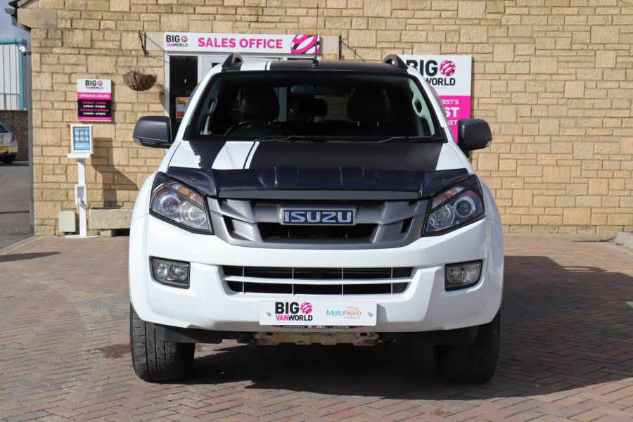 ISUZU D-MAX TD 164 TWIN TURBO BLADE DOUBLE CAB WITH ROLL'N'LOCK TOP  (14049) - 12327 - 13