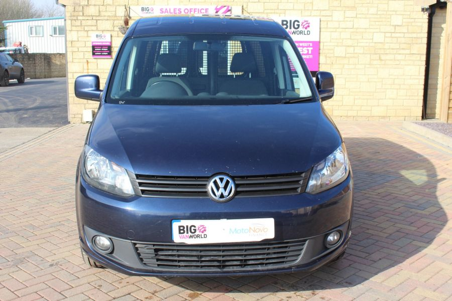 VOLKSWAGEN CADDY C20 TDI 140 HIGHLINE - 7370 - 9
