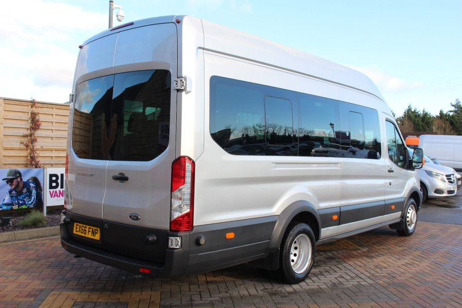 FORD TRANSIT 460 TDCI 155 TREND L4 H3 HIGH ROOF 17 SEAT BUS - 8517 - 5