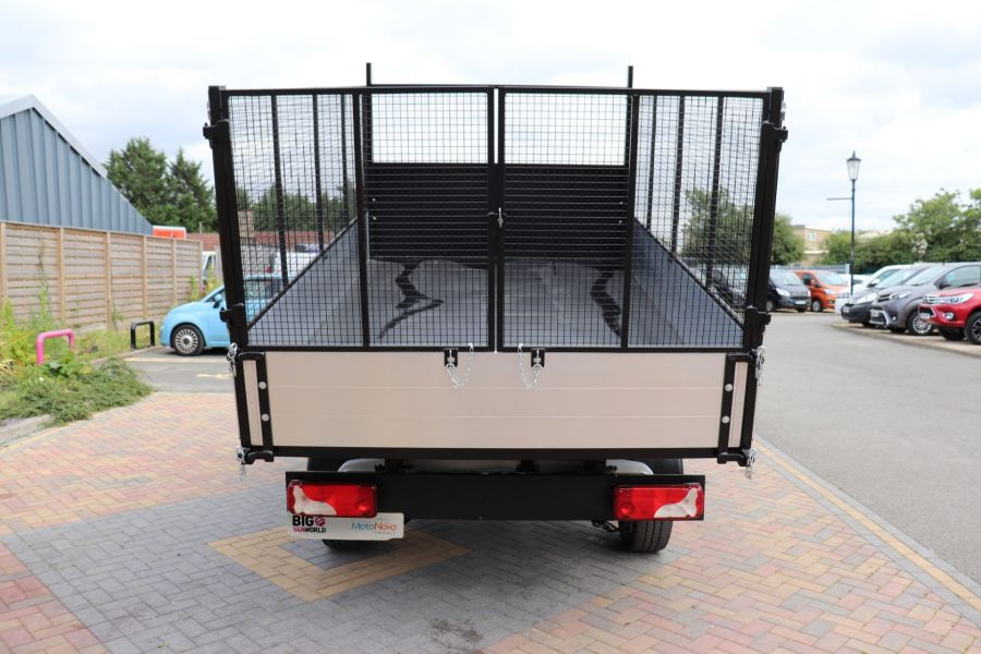 MERCEDES SPRINTER 313 CDI 129 MWD SINGLE CAB NEW BUILD ALLOY CAGED TIPPER - 10235 - 14