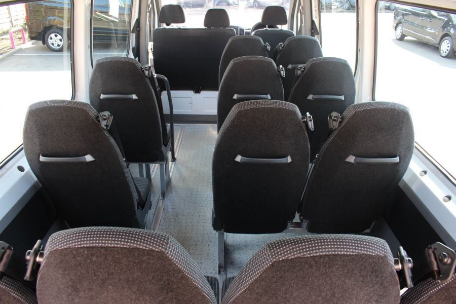 MERCEDES SPRINTER 316 CDI 163 TRAVELINER LWB 15 SEAT BUS HIGH ROOF - 8106 - 27