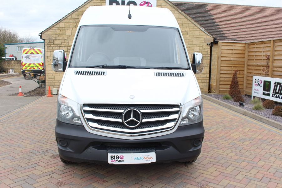MERCEDES SPRINTER 313 CDI MWB HIGH ROOF - 7486 - 9