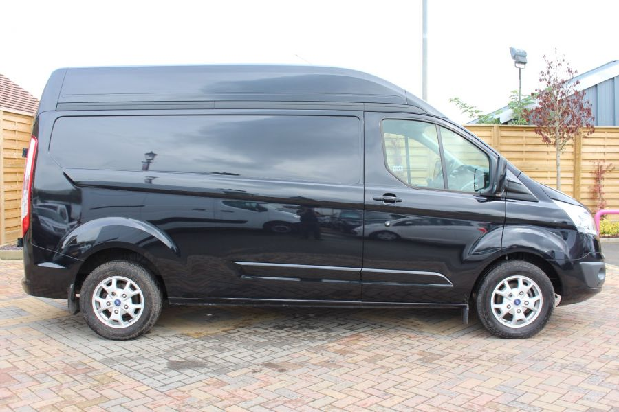FORD TRANSIT CUSTOM 290 TDCI 155 L2 H2 LIMITED LWB HIGH ROOF FWD - 6755 - 4
